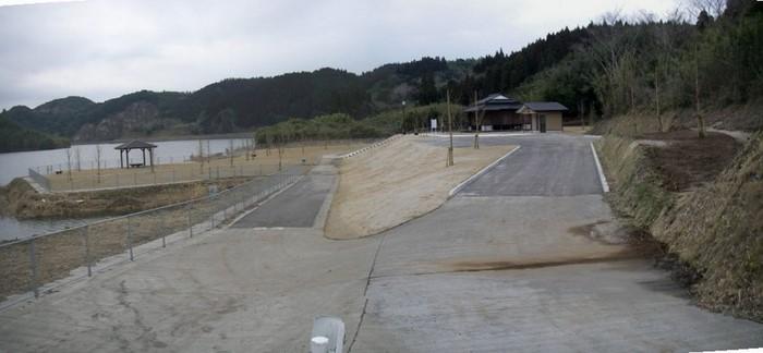 輝北ダム公園